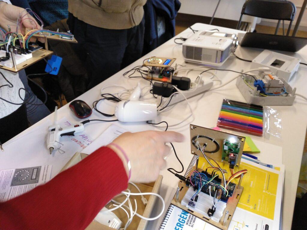 Un encargo del programa Escoles+Sostenibles y la Agencia de la Energía de Barcelona.