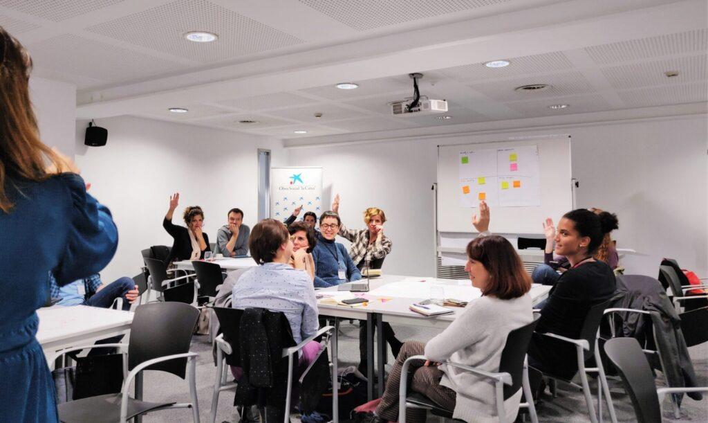 """Coordinación del proyecto europeo correspondiente al programa de trabajo """"Science with and for Society"""" SwafS-19 H2020 de 2019 de la Comisión Europea."""