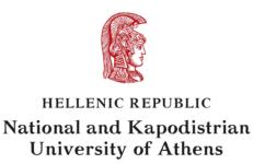 National and Kapodistrian University of Athens (NKUA)