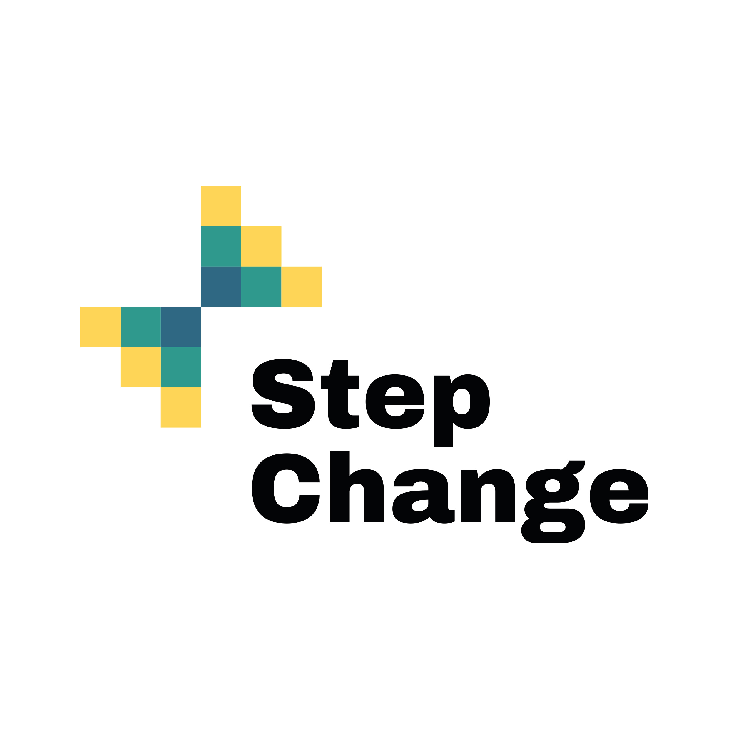 STEP-CHANGE-SYMBOL-WORDMARK